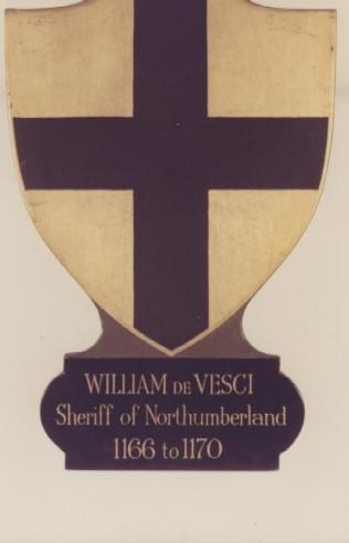 William de Vesci