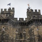 Commonwealth Flag Flies Over Lancaster Castle