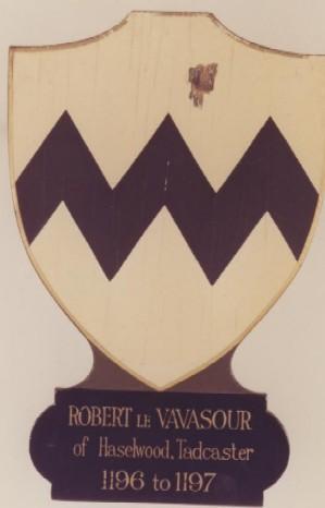 Robert de Vavasour