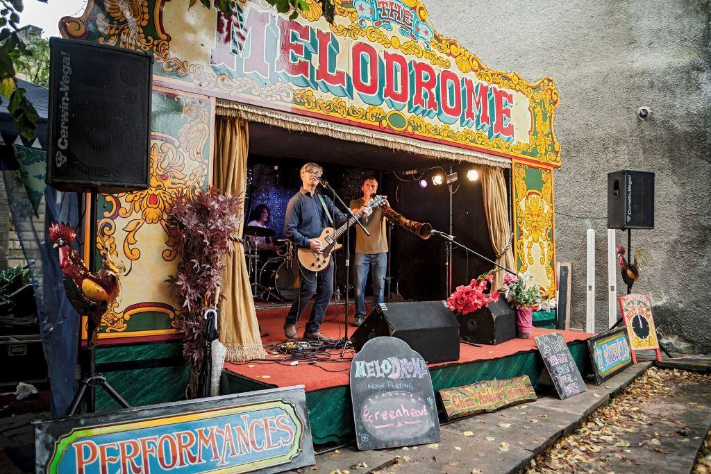 Lancaster Music Festival at Lancaster Castle